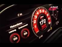 Audi R8 V10+ 2016 Sound & Acceleration تسارع و صوت اودي ار8 في10 2016